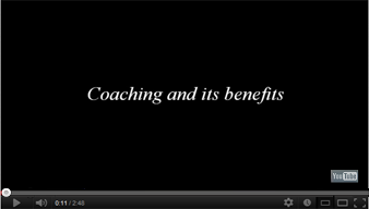 Jay talking about coaching and its benefits